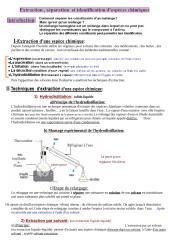 Extraction séparation d'espèces chimiques cours.doc