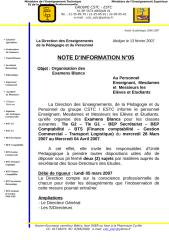 NOTE D'INFORMATION EXAMENS BLANCS.doc