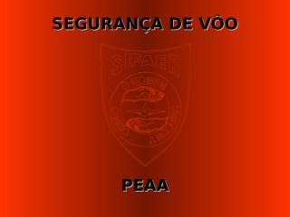 APRESENTACAO PEAA.ppt